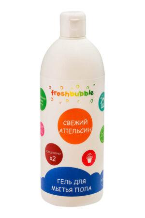 Gel dlya mytya polov Svezhij Apelsin FRESHBUBBLE 500 ml 300x450 - Citrus Sinensis Oil