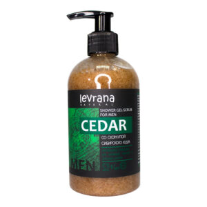 Gel skrab dlya dusha Kedr muzhskoj LEVRANA 300x300 - Eucalyptus Oil
