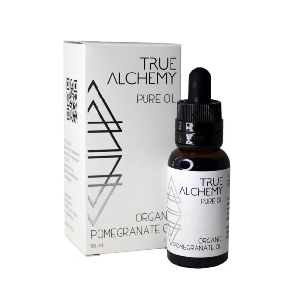 Organic Pomegranate Oil TRUE ALCHEMY