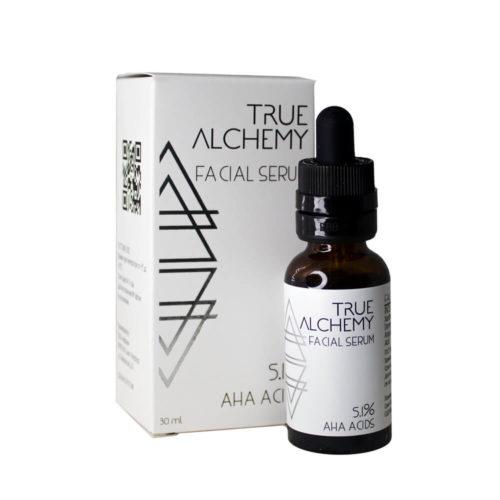 Сыворотка AHA Acids 5.1% TRUE ALCHEMY