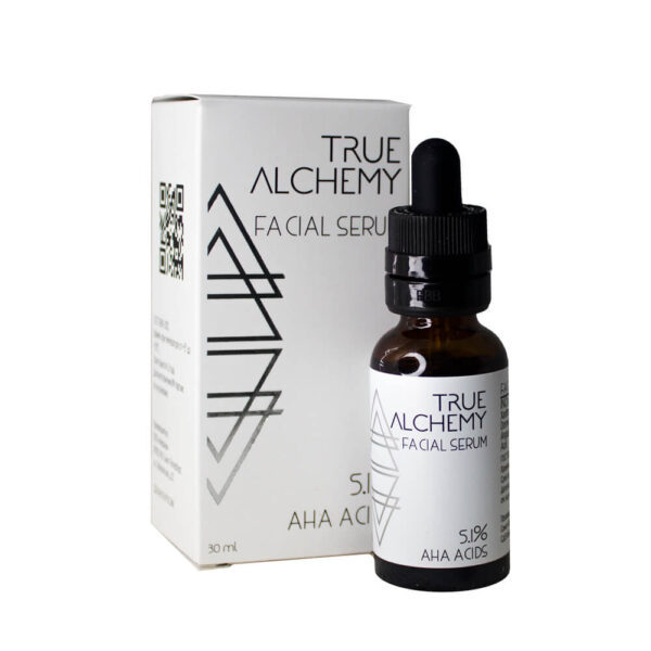 Сыворотка AHA Acids 5.1% TRUE ALCHEMY