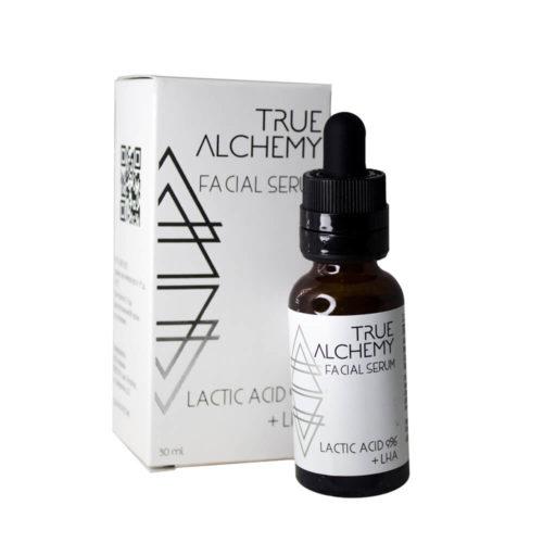 Сыворотка Lactic Acid 9% + LHA TRUE ALCHEMY