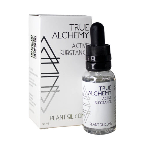 Сыворотка Plant Silicone TRUE ALCHEMY