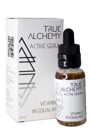 Сыворотка Vitamin E in Squalane TRUE ALCHEMY