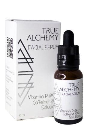 Syvorotka Vitamin P 1 Caffeine 5 Solution TRUE ALCHEMY 300x450 - Centaurea Cyanus Flower Water