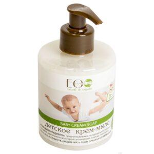 Детское крем-мыло ECOLAB