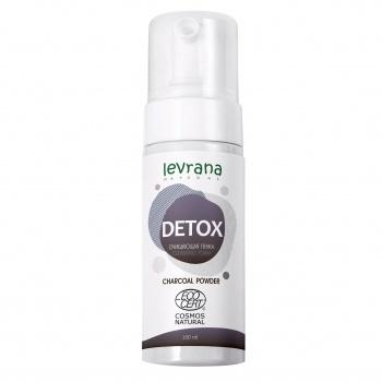 Пенка для умывания Detox LEVRANA