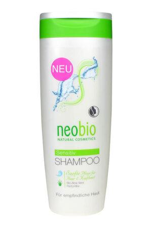 Шампунь для чувствительной кожи головы NEOBIO
