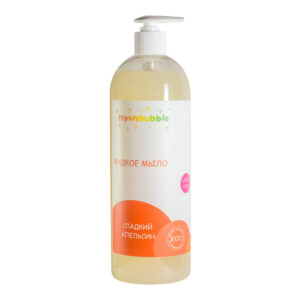 Жидкое мыло Сладкий апельсин FRESHBUBBLE, 1 л