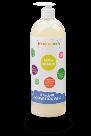 gel dlya mytya posudy myata i limon freshbubble 1 l 300x450 - Citric Acid