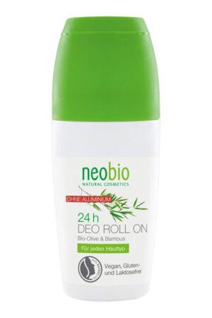 Дезодорант шариковый 24 часа NEOBIO