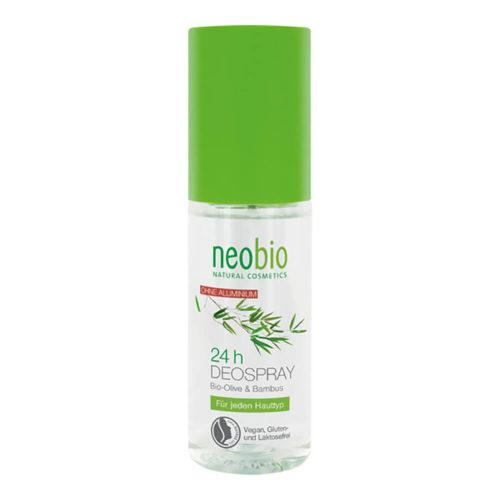 Дезодорант-спрей 24 часа NEOBIO