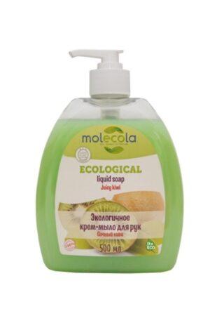 Крем-мыло для рук Сочный киви MOLECOLA