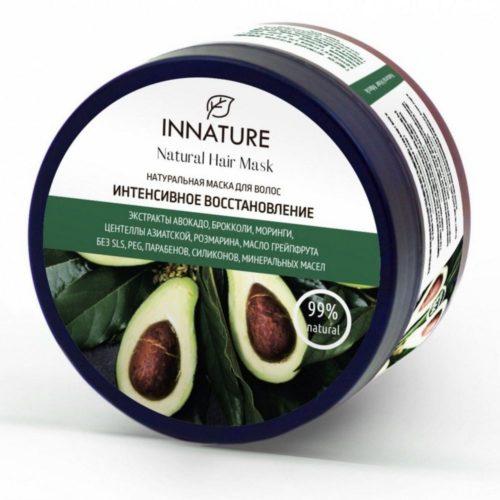 Маска для волос Интенсивное восстановление INNATURE
