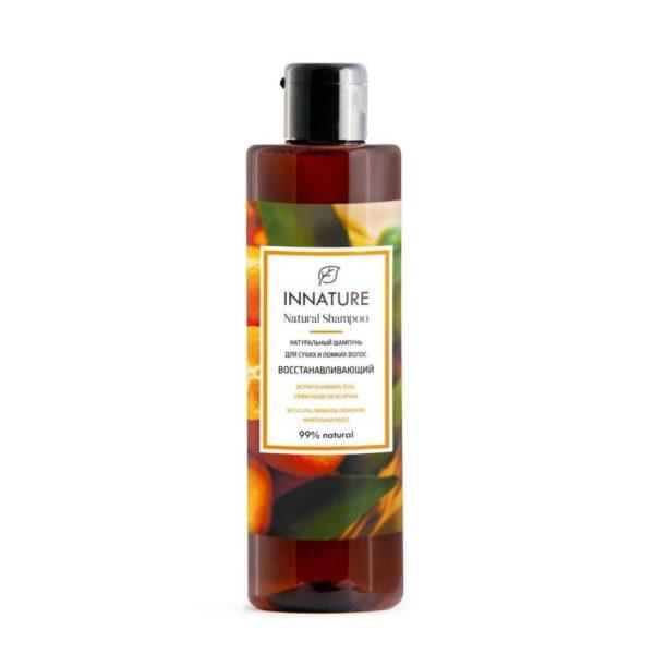 Шампунь для сухих и ломких волос Восстанавливающий INNATURE