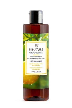 Шампунь для жирных и проблемных волос Регулирующий INNATURE