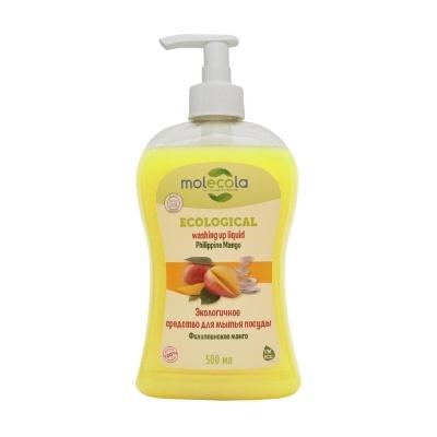 Средство для мытья посуды Филиппинское манго MOLECOLA