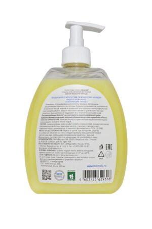Жидкое мыло для рук Освежающий ананас MOLECOLA
