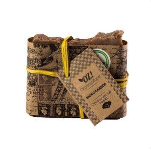 Мыло Горький шоколад ORGANIC ZONE