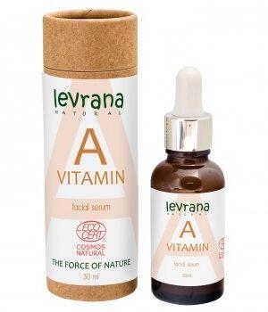 Syvorotka dlya licza Vitamin A LEVRANA 300x350 - Citric Acid