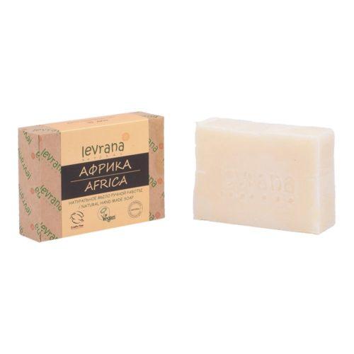 Натуральное мыло Африка LEVRANA