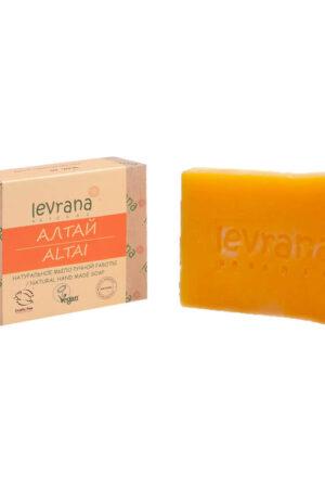 Натуральное мыло Алтай LEVRANA