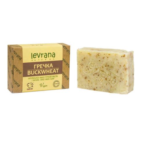 Натуральное мыло Гречка LEVRANA