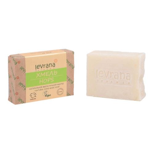 Натуральное мыло Хмель LEVRANA
