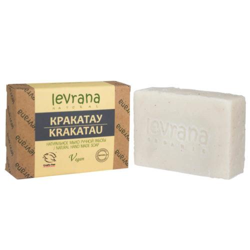Натуральное мыло Кракатау LEVRANA