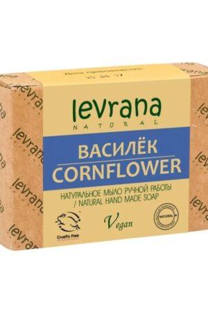 Натуральное мыло Василек LEVRANA