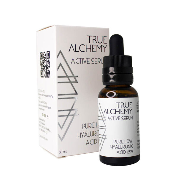 Сыворотка Pure Low Hyaluronic Acid 1,3% TRUE ALCHEMY