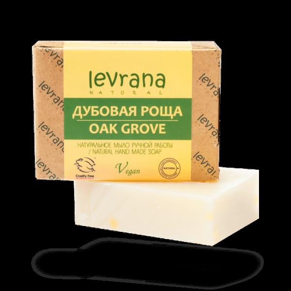 Натуральное мыло Дубовая роща LEVRANA