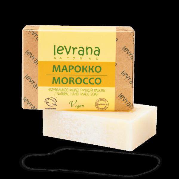 Натуральное мыло Марокко LEVRANA