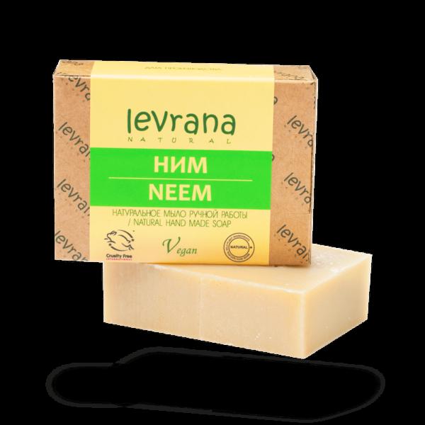 Натуральное мыло Ним LEVRANA
