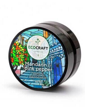 Крем-масло для рук Мандарин и розовый перец ECOCRAFT