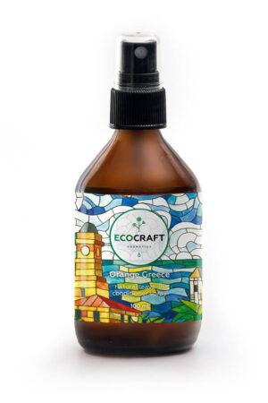 Спрей для блеска волос Апельсиновая Греция ECOCRAFT