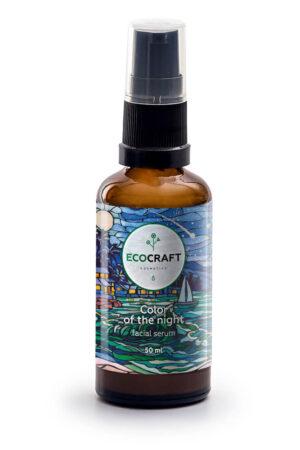 Сыворотка для жирной кожи лица Цвет ночи ECOCRAFT