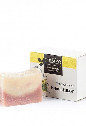 Туалетное мыло Иланг-иланг MIKO