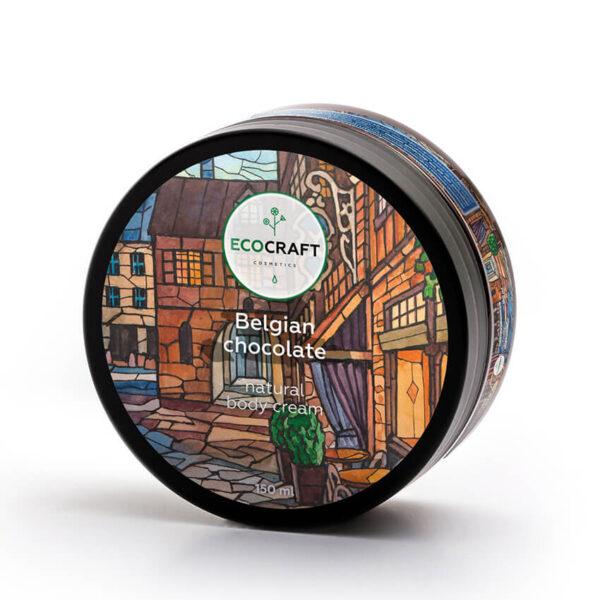 Крем для тела Бельгийский шоколад ECOCRAFT