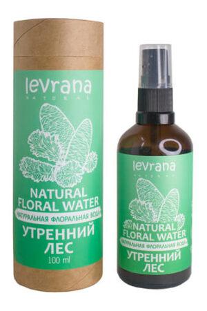 Флоральная вода Утренний лес LEVRANA