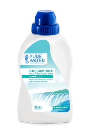 Кондиционер для белья Нежность Pure Water MIKO, 480мл
