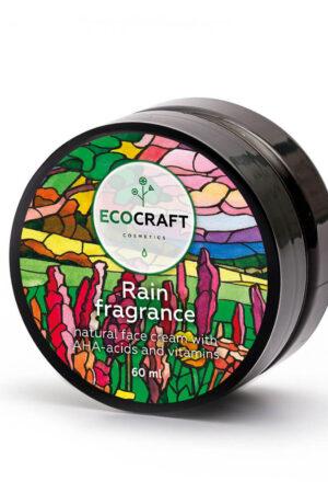 Крем для лица для нормальной кожи Аромат дождя ECOCRAFT