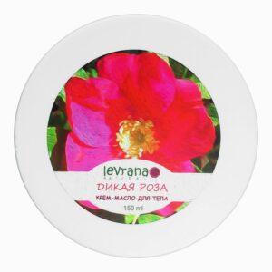 Крем-масло Дикая роза LEVRANA