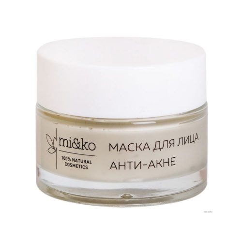 Маска для лица Анти-акне MIKO