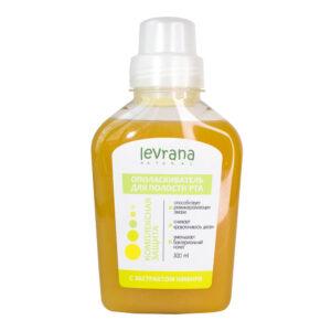 Ополаскиватель для полости рта Комплексная защита LEVRANA
