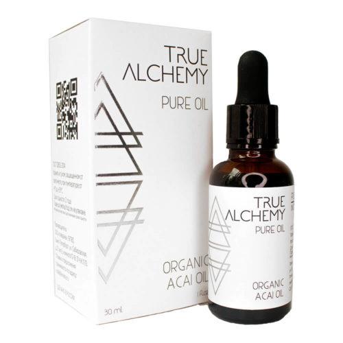 Organic Acai Oil (Органическое масло асаи) TRUE ALCHEMY