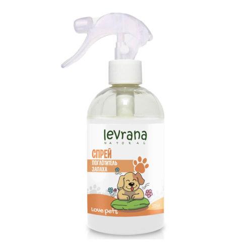 Спрей-поглотитель запаха LEVRANA