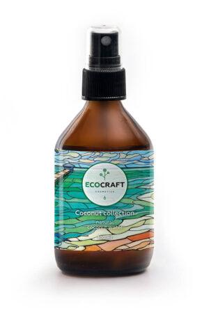 Вода для лица Кокосовая коллекция ECOCRAFT