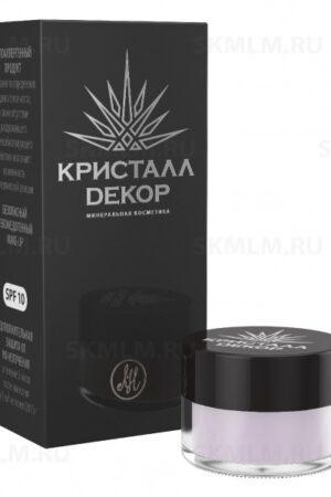 Консилер-корректор Лавандовый КРИСТАЛЛ ДЕКОР