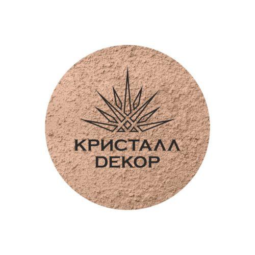 Тональная пудра Бежево-коричневый КРИСТАЛЛ ДЕКОР, 5г